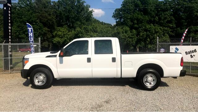 2011 Ford F-250 SD XL Crew Cab Short Bed 2WD