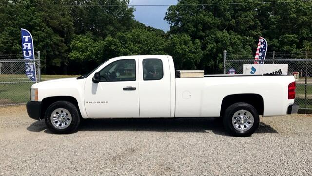 2009 Chevrolet Silverado 1500 Work Truck Ext. Cab Long Bed 2WD