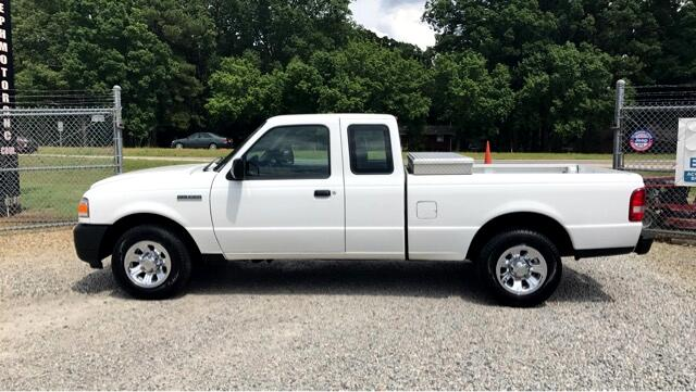 2008 Ford Ranger XL SuperCab 3.0 2WD