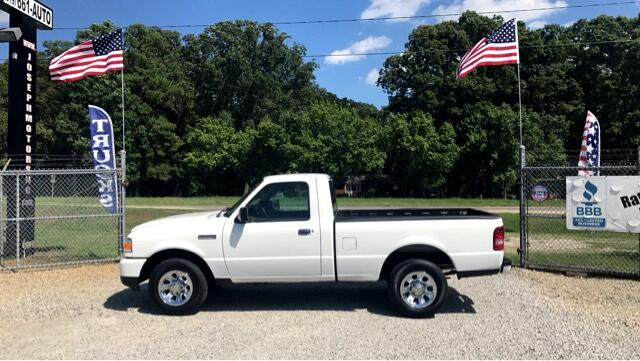 2008 Ford Ranger XLT Reg. Cab Short Bed 2WD