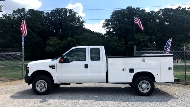 2009 Ford F-350 SD SuperCab 4WD