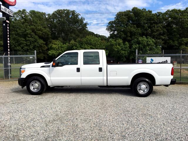 2015 Ford F-350 SD XL Crew Cab Long Bed 2WD