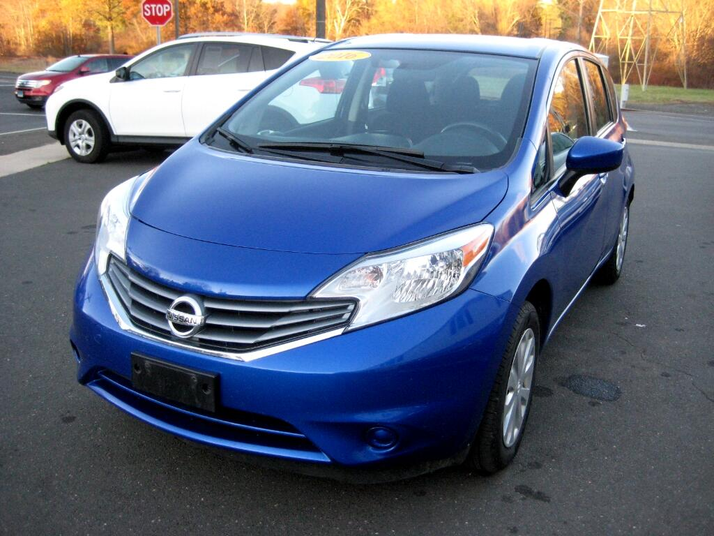 2016 Nissan Versa Note 5dr HB CVT 1.6 SV