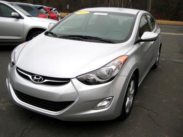 2013 Hyundai Elantra GLS 4-Door