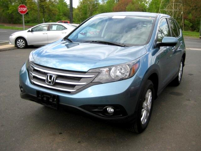 2014 Honda CR-V EX 4WD 5-Speed AT