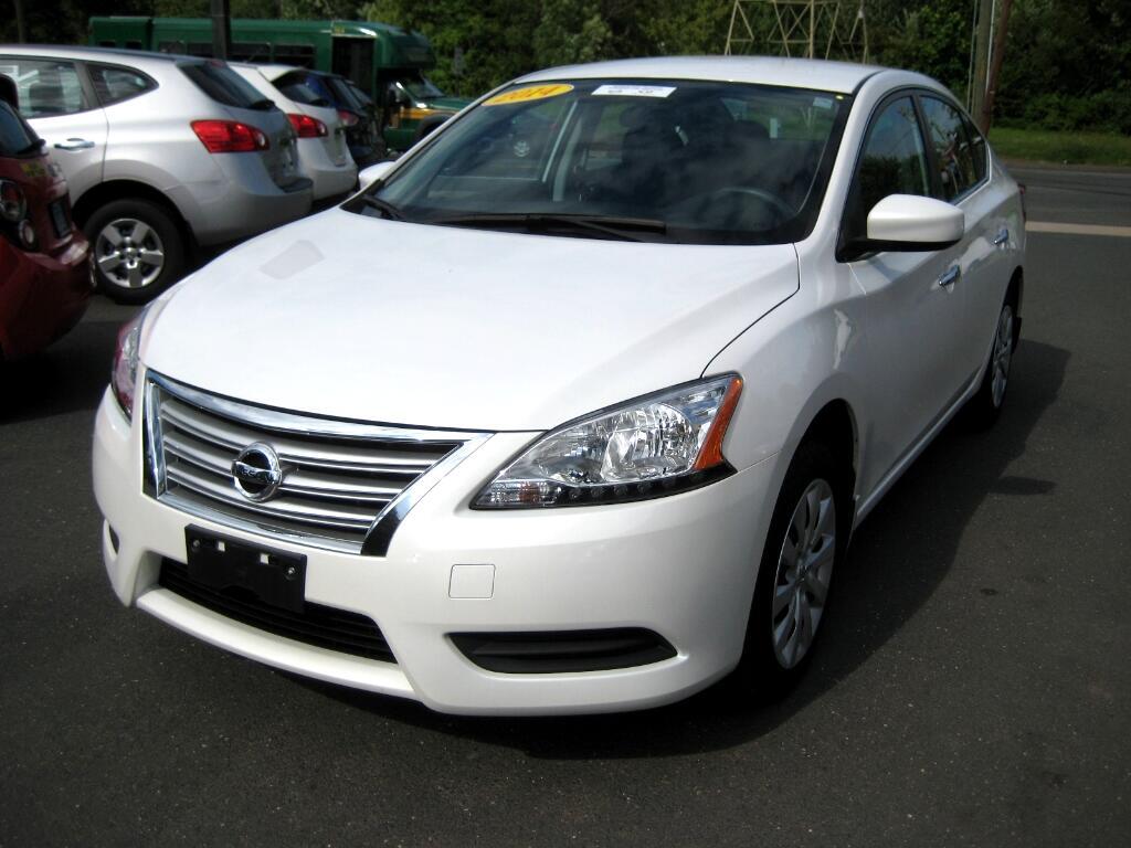 2014 Nissan Sentra 1.8 S