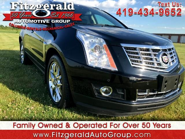 2013 Cadillac SRX AWD Premium Collection