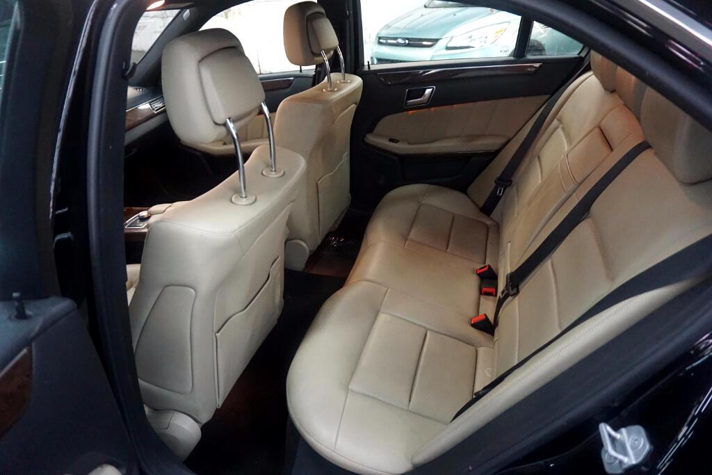 2012 Mercedes-Benz E-Class E350 4MATIC Sedan
