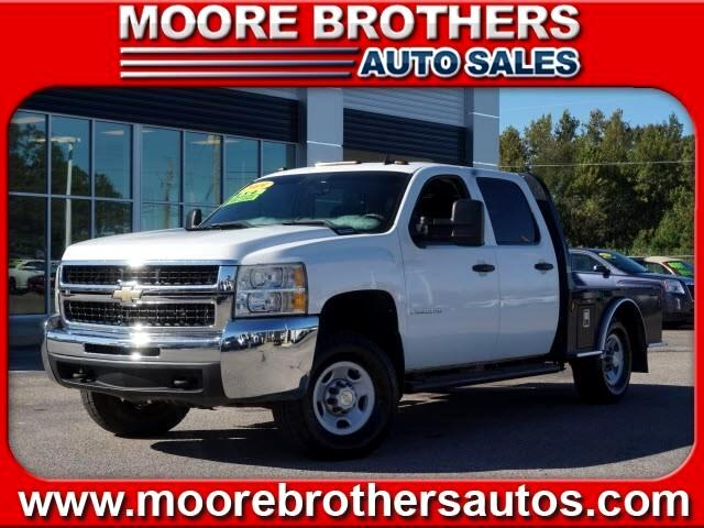 2009 Chevrolet Silverado 2500HD Work Truck Crew Cab Long Box 4WD