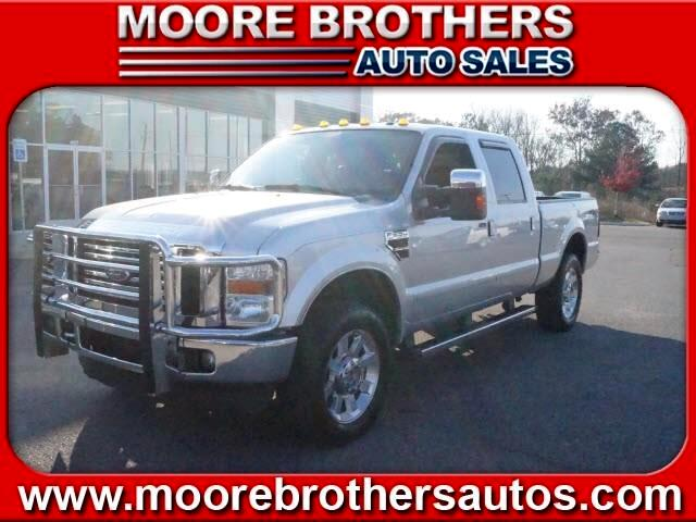 2010 Ford F-250 SD XL Crew Cab 4WD