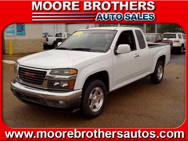 2012 GMC Canyon SLE Ext. Cab 2WD