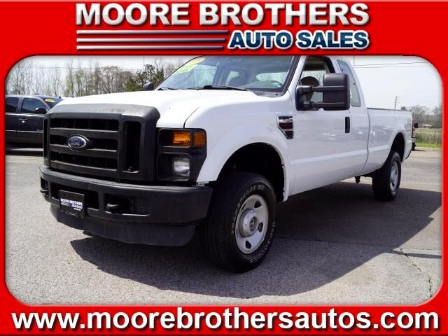 2008 Ford F-350 SD FX4 SuperCab
