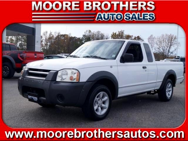 2002 Nissan Frontier XE-I4 King Cab 2WD
