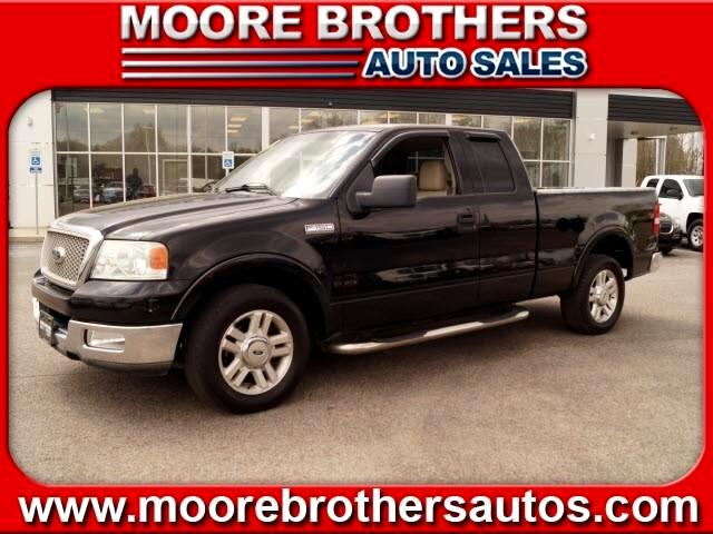2004 Ford F-150 Lariat SuperCab 2WD