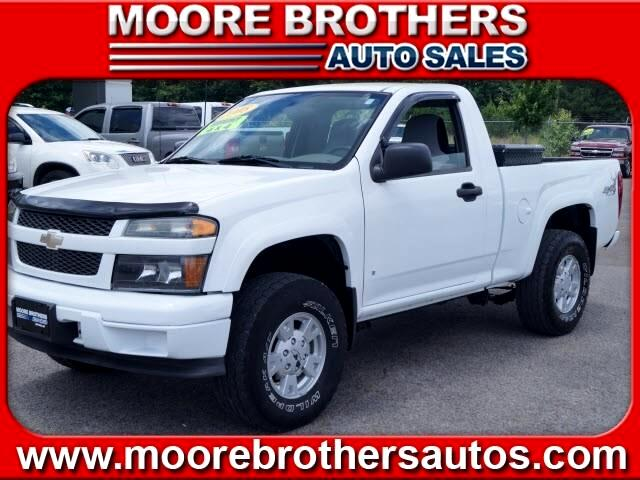 2008 Chevrolet Colorado Work Truck 4WD