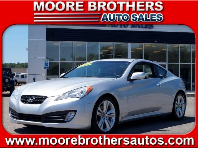 2012 Hyundai Genesis Coupe 3.8 Grand Touring Auto