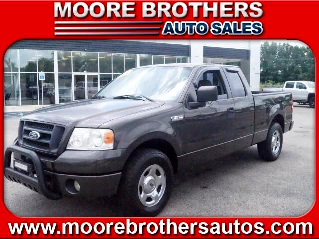 2006 Ford F-150 STX SuperCab 2WD