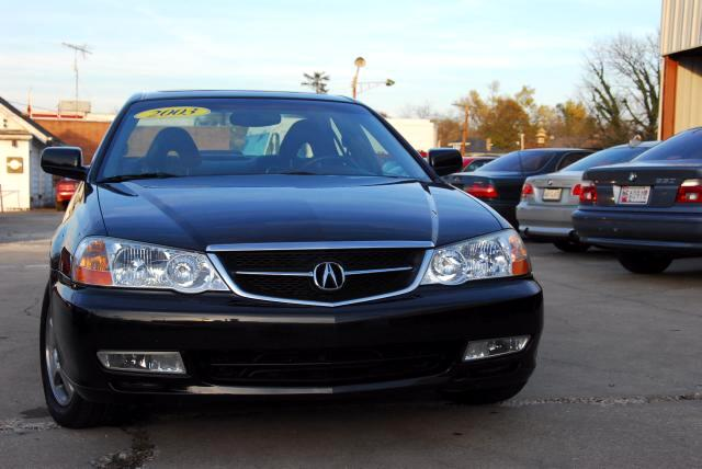 2003 Acura TL Type-S