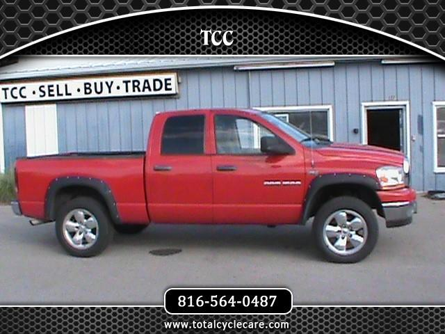 2006 Dodge Ram 1500 TRX4 Off Road Quad Cab 4WD