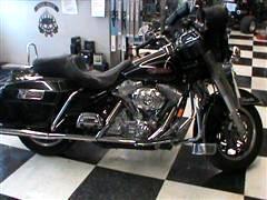 2007 Harley-Davidson FLHTI