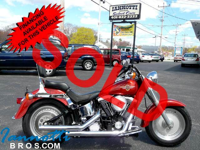 1999 Harley-Davidson Fat Boy 1-Owner only 11K Original Miles