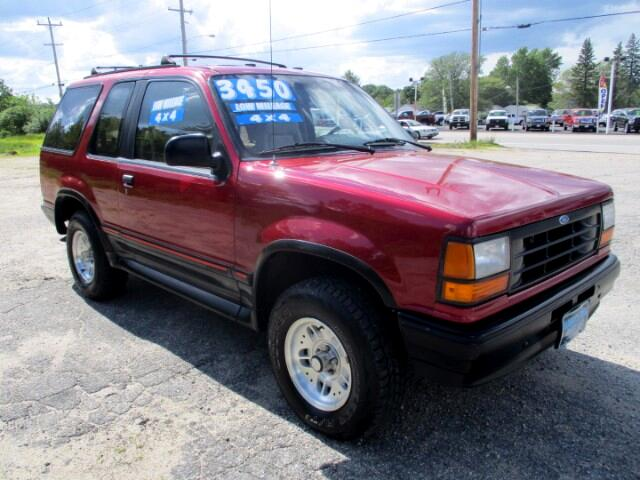 1993 Ford Explorer XL 2-Door 4WD