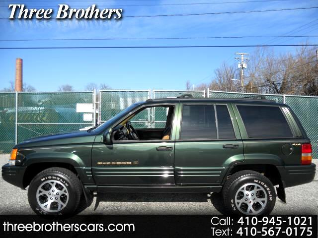 1996 Jeep Grand Cherokee Orvis 4WD