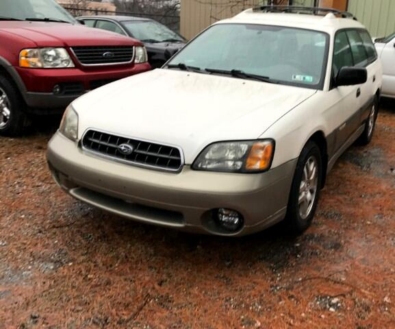 2003 Subaru Outback Wagon w/ All-weather Package