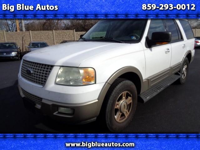 2003 Ford Expedition Eddie Bauer 5.4L 2WD