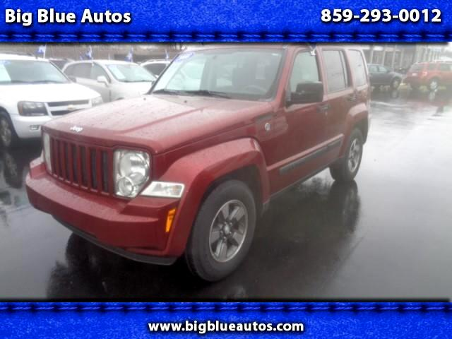 2008 Jeep Liberty Sport 4WD