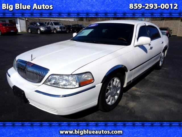 2008 Lincoln Town Car Signature Limited