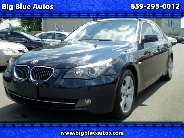 2008 BMW 5-Series 528xi