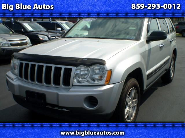 used 2006 jeep grand cherokee laredo 2wd for sale in lexington ky 40505 big blue autos. Black Bedroom Furniture Sets. Home Design Ideas