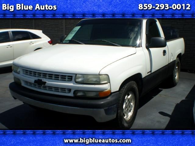 2002 Chevrolet Silverado 1500 LS Long Bed 2WD