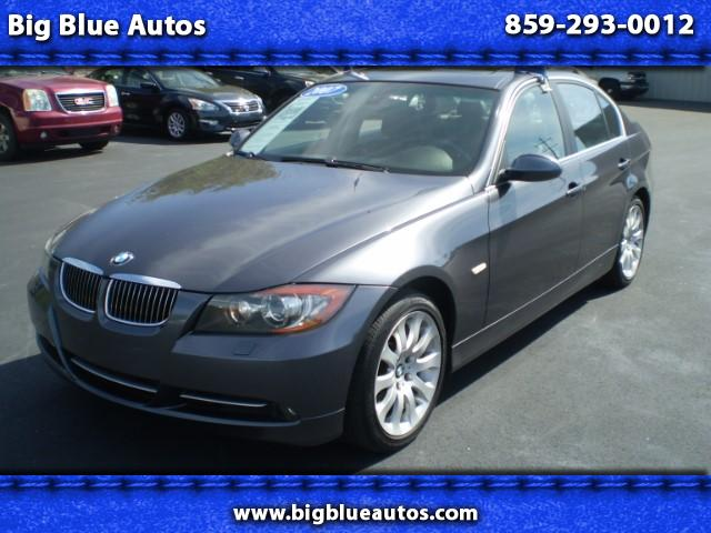 2007 BMW 3-Series 335xi