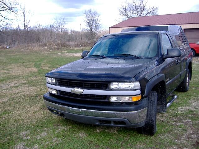 2001 Chevrolet Silverado 1500 Regular Cab Long Bed 4WD