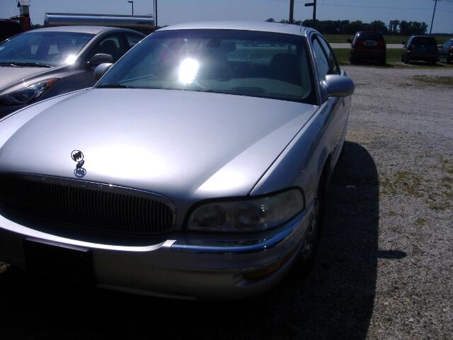 2003 Buick Park Avenue Base
