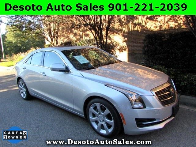 2015 Cadillac ATS 2.0L Turbo Luxury RWD