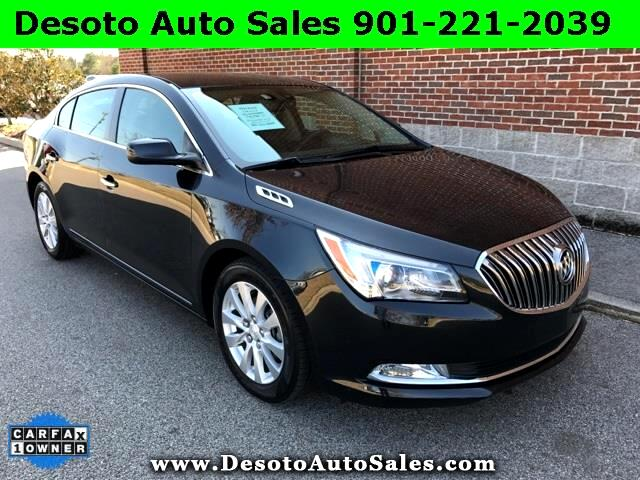 2015 Buick LaCrosse Base FWD