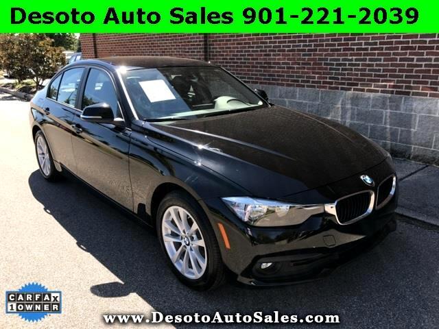 2017 BMW 3-Series 320i Sedan