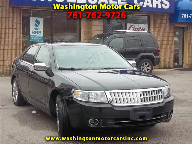 Used 2008 lincoln mkz for sale in norwood ma 02062 for Washington street motors norwood