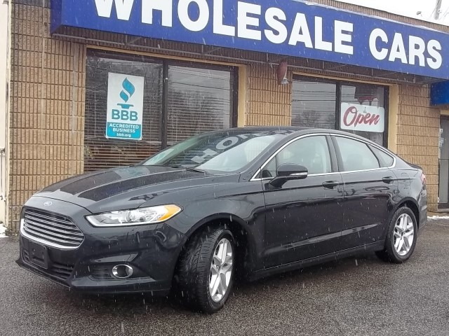 2014 Ford Fusion ECO BOOST SE