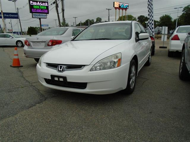 2005 Honda Accord EX V-6 Sedan AT with XM Radio