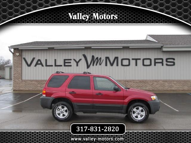 2006 Ford Escape XLT 4WD 2.3L