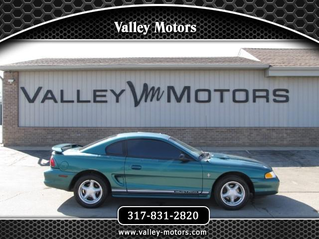 1998 Ford Mustang Coupe