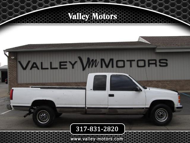 1998 GMC Sierra C/K 2500 Ext. Cab 6.5-ft. Bed 2WD