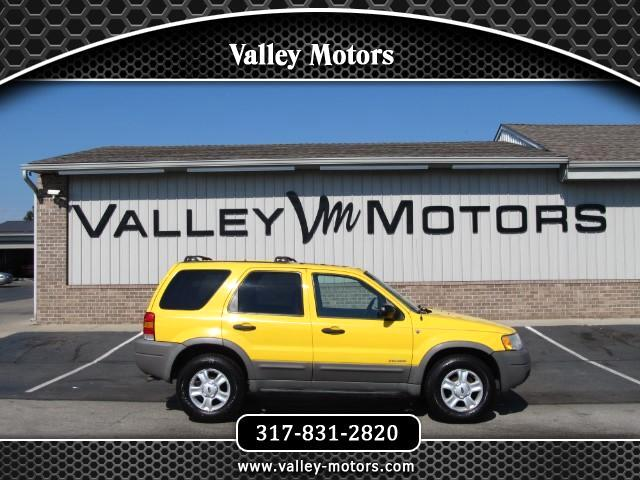 2001 Ford Escape XLT 4WD