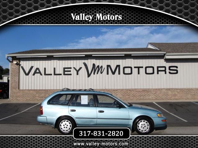 1994 Toyota Corolla Wagon DX
