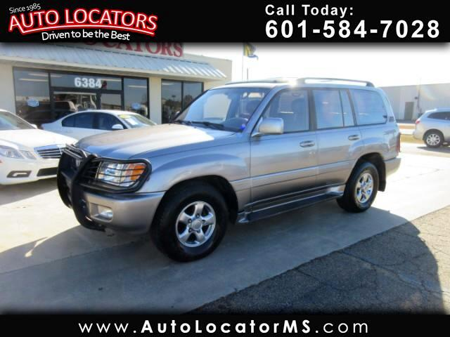 2002 Toyota Land Cruiser 4WD