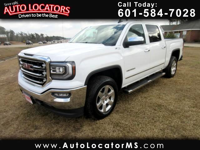2016 GMC Sierra 1500 SLT Crew Cab Z71 Long Box 4WD